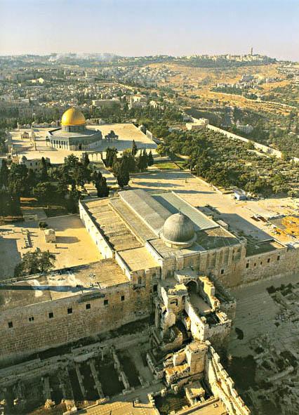 Area Masjid Al Aqsa