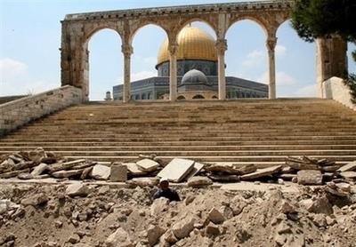 Kerusakan Kompleks Masjid Al Aqsa