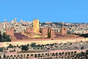Kompleks Al Aqsa Hancur Diganti Kuil