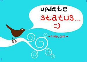 Fenomena Twitter dan Status