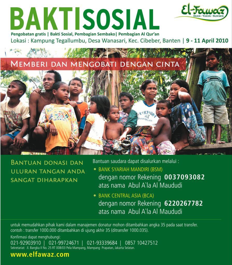 Baksos Banten