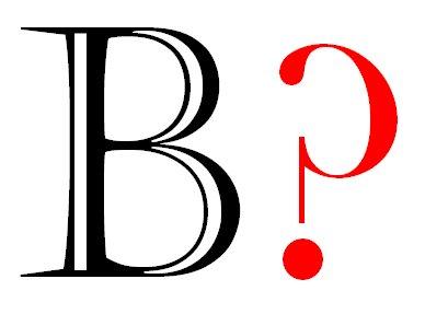 Kemana yang B?